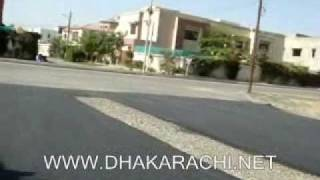 Muslim commercial STANDARD CHARTERD BANK phase 6 dha defence karachi PAKISTAN REALESTATE PROPERTY 2017 Video