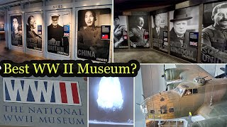 The National World War II Museum: The Best WW II Museum for a New Orleans Tour on Veterans Day 2020