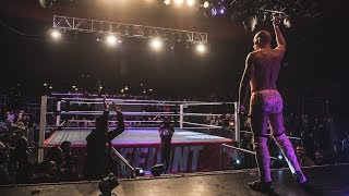Martin Kirby Calls Out IPW's Billy Wood (Defiant Wrestling #8)
