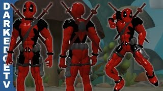 Spore - Deadpool [Marvel]