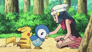 ¡Adiós, Sinnoh! | Pokémon: DP Los vencedores de la Liga de Sinnoh | Clip oficial
