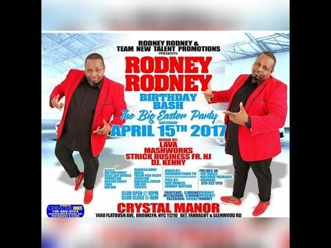Rodney Rodney Party 2017