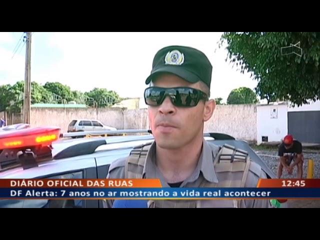 DF ALERTA - Menor tenta matar padrasto
