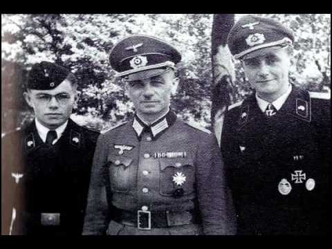 surviving german ww2 aces