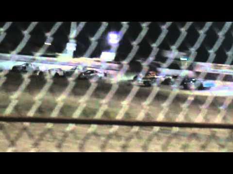 Redwood Acres Raceway 9-29-12 Roger Sanderson Spins