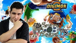Bruno Mattes (Brave Heart Cover) Digimon Adventure