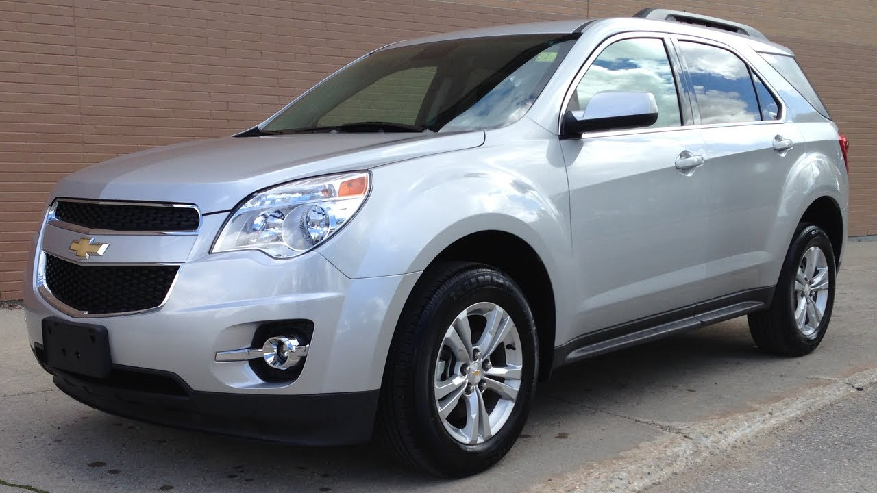 Equinox 2013 chevrolet equinox lt : Ride Time Review - 2013 Chevrolet Equinox LT AWD - YouTube