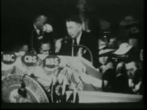 1936 Democratic Convention 1936/06/24