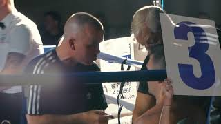 JACK MCKINLAY VS WILLIAM WARBURTON - BLACK FLASH PROMOTIONS | EVERTON RED TRIANGLE | LIVERPOOL