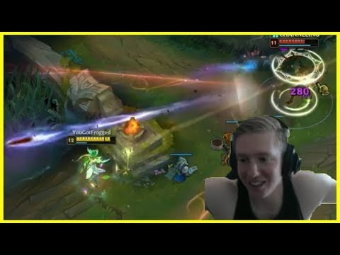 RIFLE AGAINST THE LASER - WHO'S GONNA WIN ? - Best of LoL Streams #365