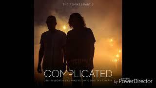 Dimitri Vegas Like Mike Kiiara David Guetta Complicated Robin Schulz Remix