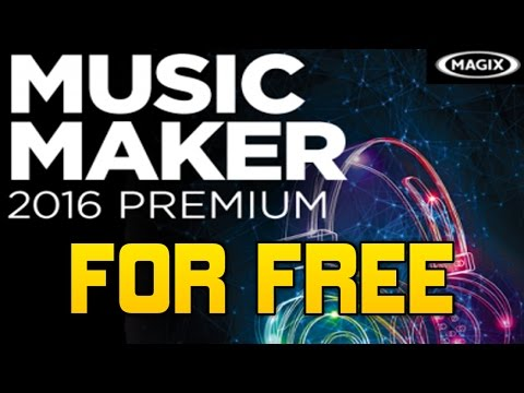 Magix Music Maker Premium CRACK | TutorialHD