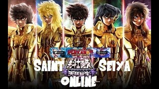 Saint Seiya Online Reborn First Look & Playthrough!