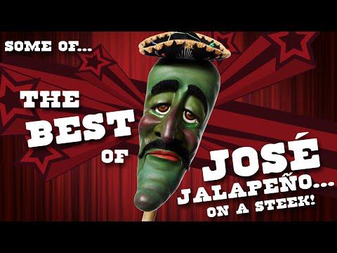 Some of the Best of José Jalapeño... on a Steek!   JEFF DUNHAM
