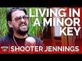 Shooter Jennings - Living In A Minor Key (Acoustic) // Country Rebel HQ Session