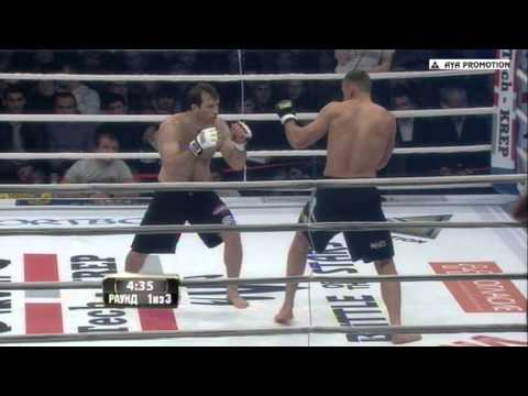 Арунас Вилиус vs Султан Алиев (Arunas Vilius vs Sultan Aliev)