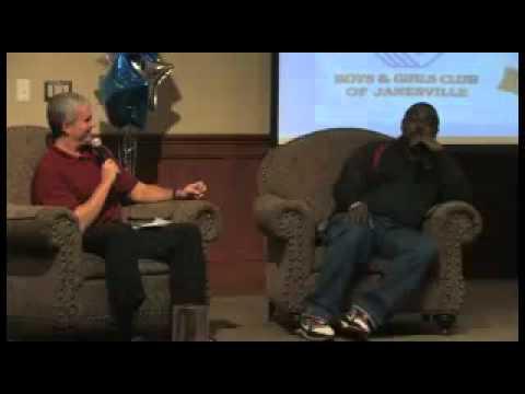 Ron Dayne and Matt Lepay at Pontiac Convention Center pt 3of3