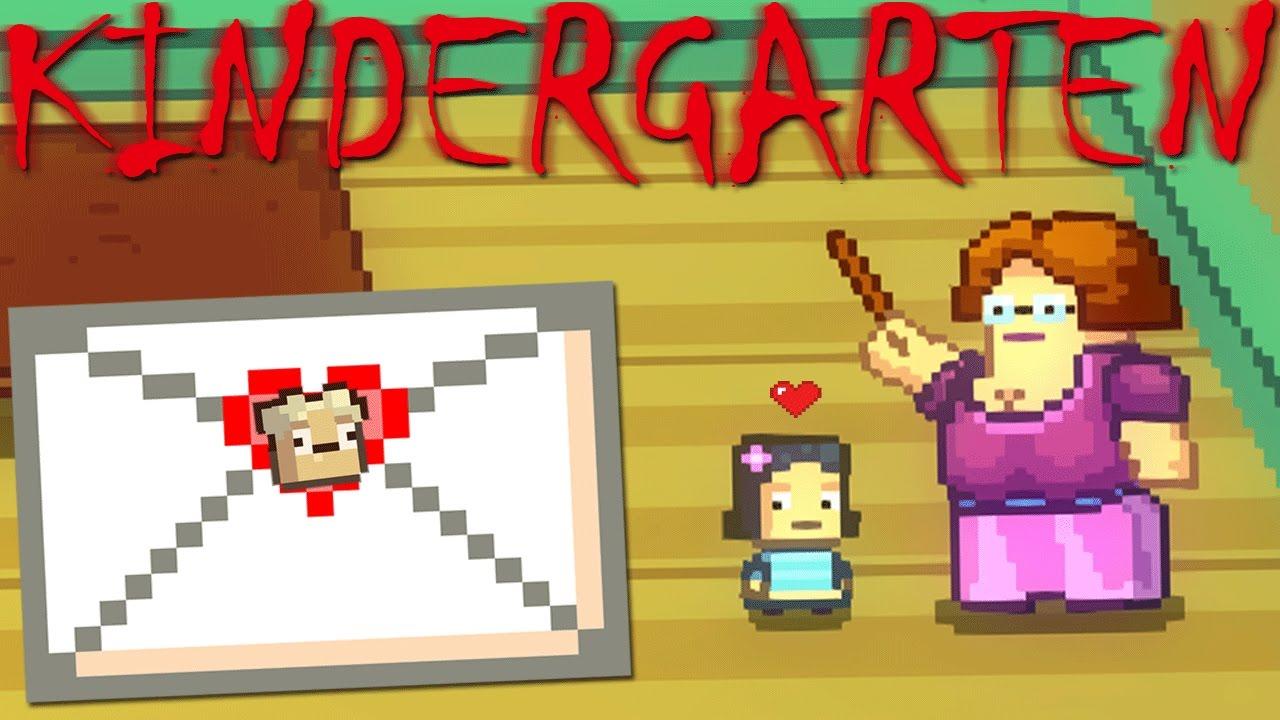 Nugget Kindergarten Love Letter