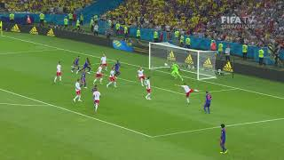Set Play Analysis - Corner Goals Clip 7 - FIFA World Cup™ Russia 2018