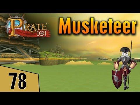 Pirate101 Musketeer Walkthrough #78 | Valencia is Hard