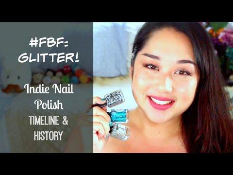 #FBF: Indie Polishes | Glitter