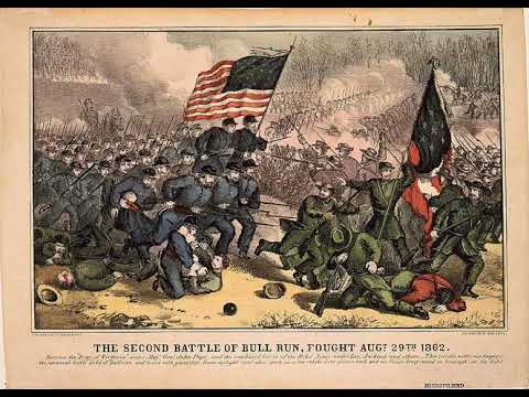 Second Battle Of Bull Run | Wikipedia Audio Article