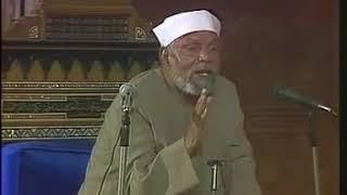 الشعراوي ... الإعجاز العلمي في القرآن والسنة