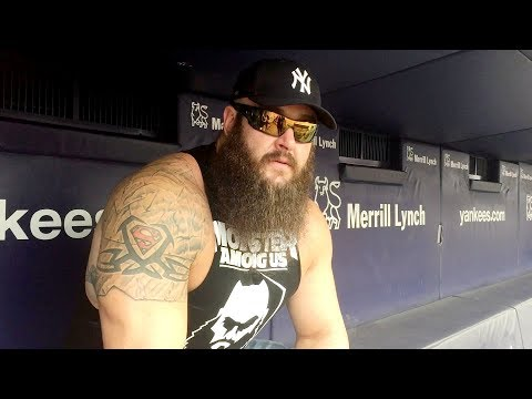 Braun Strowman's father is the greatest softball player ever: Braun Strowman's SummerSlam Diary