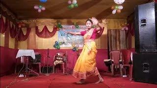 Goalparia Dance - Makor Porobe Modna Chhora | Best bengali folk song | bhawaiya dance