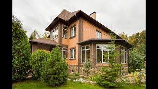 Частный дом в Москве