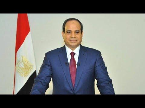 الرئيس المصري عبد الفتاح السيسي يعلن ترشحه لولاية ثانية  - نشر قبل 3 ساعة
