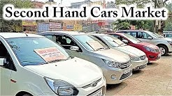 Second hand Car Market | Used Cars for Sale | Old Cars in Low Price | Patna