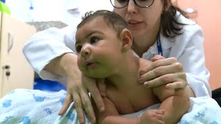 Brazilian Mothers Face Struggle to Care for Children Infected with Zika