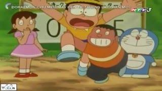 Hoạt hình Doremon (thuyết minh, phụ đề HTV3): Cái nón dơi, bộ đồ đua xe mô tô, cánh tay tim kiếm