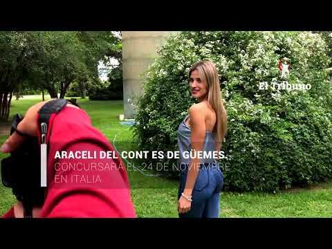 Por primera vez una salteña irá al certamen Miss Europe Continental