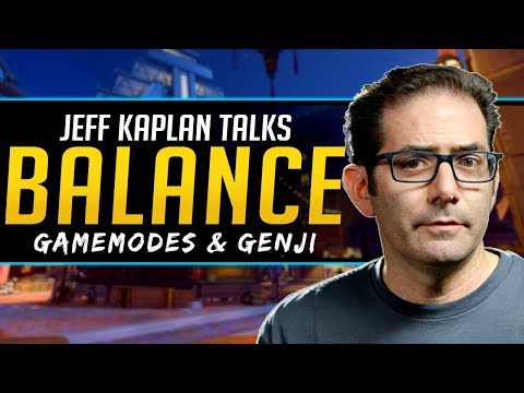 Overwatch Jeff Kaplan Talk Balance - Gamemodes & Genji - OWL returns with more rewards thumbnail