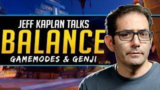 Overwatch Jeff Kaplan Talk Balance - Gamemodes & Genji - OWL returns with more rewards