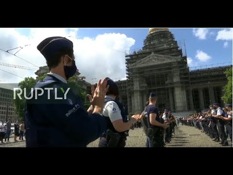 Protests, violent clashes in Belarus as ruler cracks down after ...