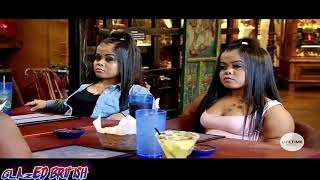 Little Women Atlanta - Abira and the twins Argue Again (S4E7)