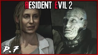Resident Evil 2 Remake - ESCAPING THE POLICE DEPARTMENT! (Part 7)