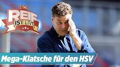 ⚽️ Amtlich! Der schlechteste HSV aller Zeiten | Reif ist Live