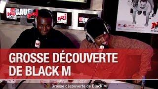 Grosse découverte de Black M - C'Cauet sur NRJ