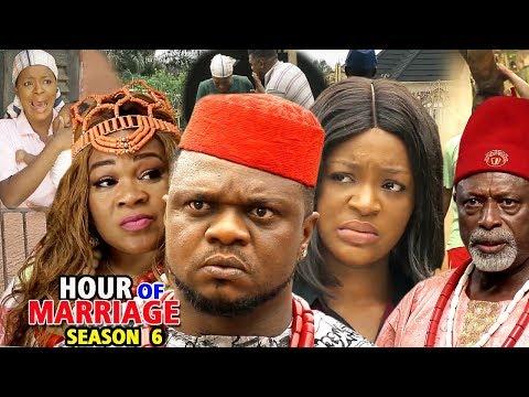 Hour Of Marriage Season 6 - (New Movie) 2018 Latest Nigerian Nollywood Movie Full HD | 1080p