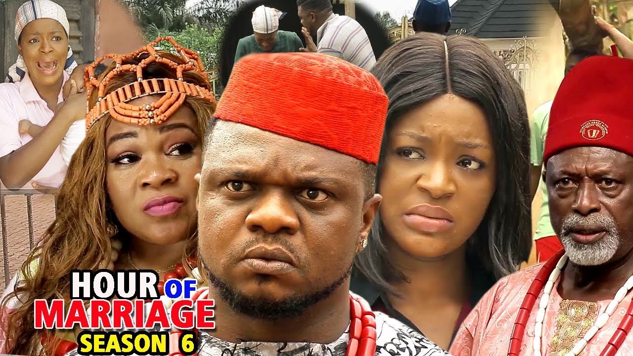 Download Hour Of Marriage Season 6 - (New Movie) 2018 Latest Nigerian Nollywood Movie Full HD | 1080p