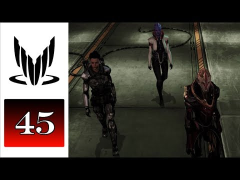 Let's Play Mass Effect 3 (Blind) - 45 - Stuck in the Middle With You (Omega DLC part 3)