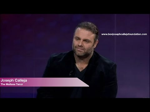 Joseph Calleja - The Maltese Tenor on TimesTalk