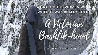 A Victorian Bashlik hood