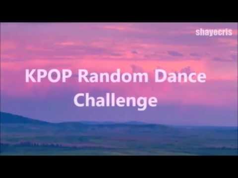 Random Play Dance Challenge