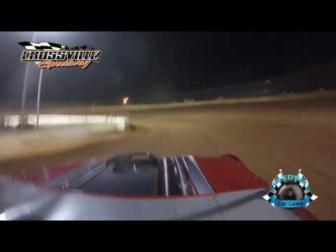 #T11 Tim Kilby - Winner - Street Stock - 7-21-17 Crossville Speedway - In Car Camera