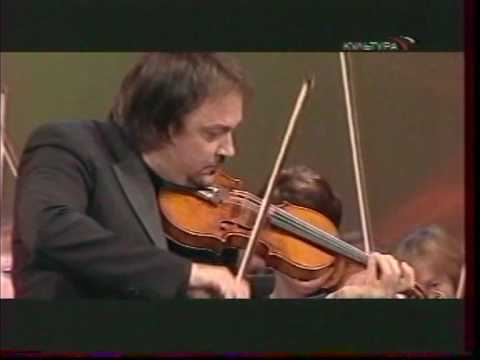 The best violinist of the world-Sergey Krylov plays Sarasate